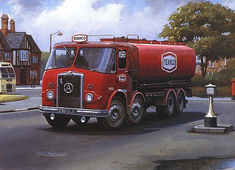 Atkinson tanker by Mike  Jeffries