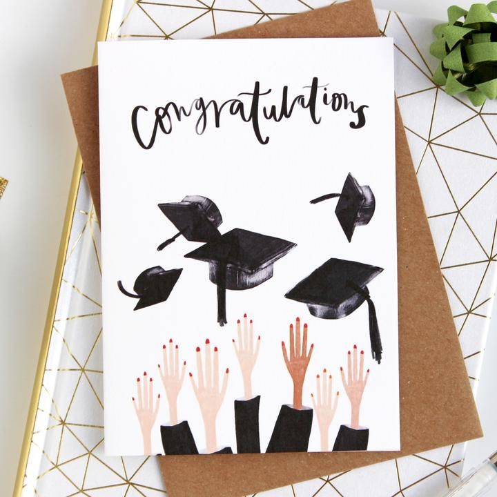 Quirky Love Card For Couples   Congratulations graduate ...
