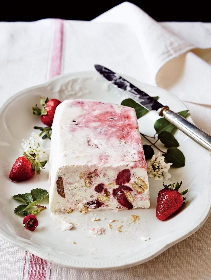 This icebox dessert is a busy host's best friend. Strawberry Delight – Garden & Gun