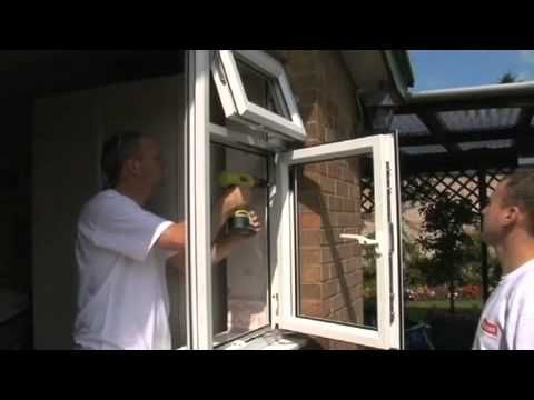 Professional Window Installation by Eurocell. http://www.eurocell.co.uk/upvc-trade/159/windows-overview