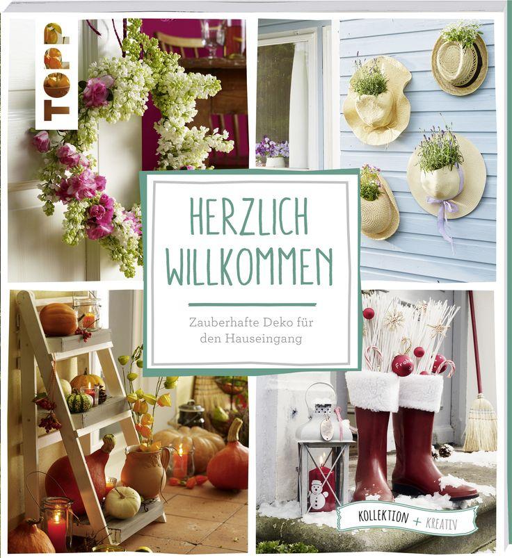 Herzlich Willkommen https://www.topp-kreativ.de/herzlich-willkommen-7811?c=1733 #frechverlag #topp #diy #deko