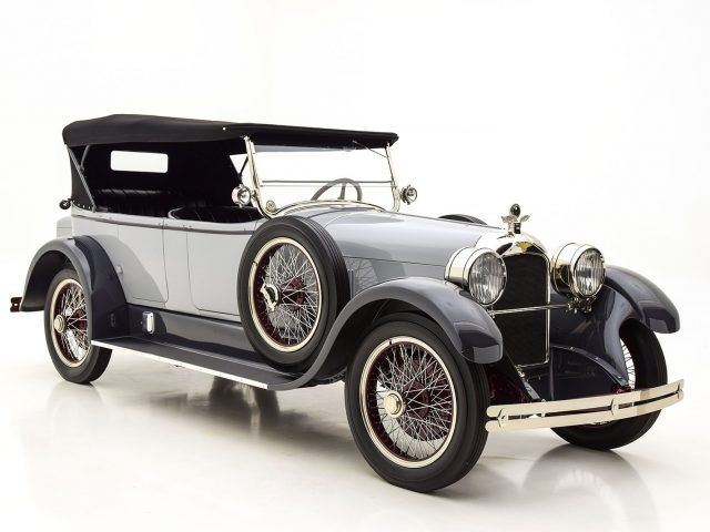 1922 Duesenberg Straight Eight Model A For Sale Buy Classic