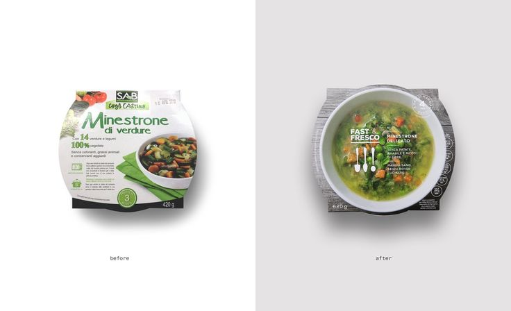 Fast & Fresco on Packaging of the World - Creative Package Design Gallery