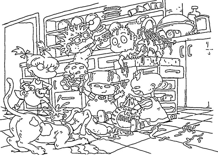 645 best Cartoons coloring pages images on Pinterest Coloring