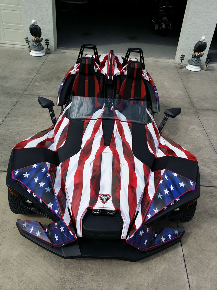 USA ( several upgrades) | Polaris Slingshot Forum
