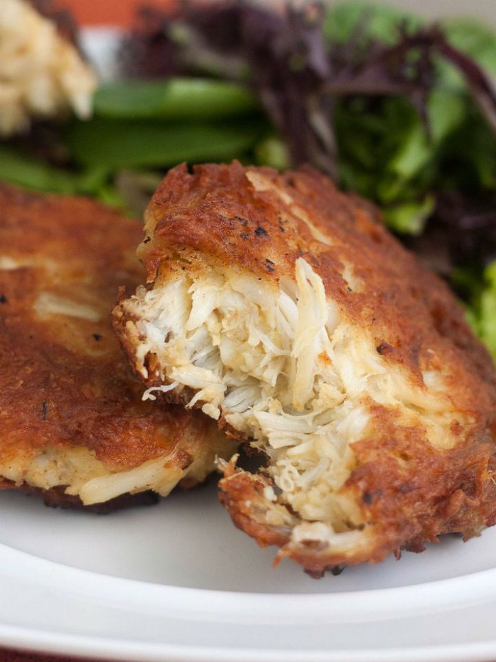 Front Lines: Recipe: The Maryland Crab Cake