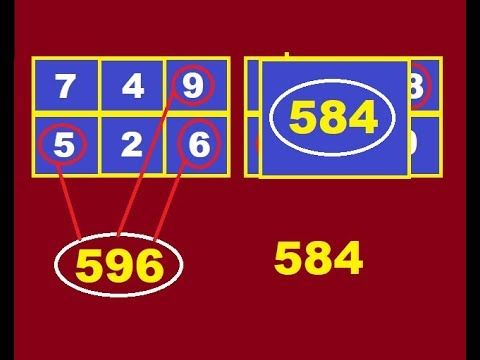 thai lottery formula 100% sure superhit lucky numbers 2018