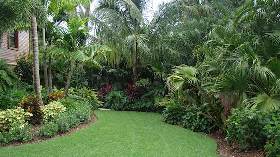 images of florida landscape designs | ... Sanibel/Captiva Landscape Design/Build - R. S. Walsh Landscaping, Inc