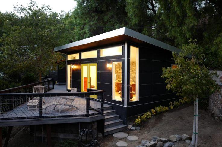 Best 25 studio shed ideas on pinterest small garden art for Prefab garage with studio