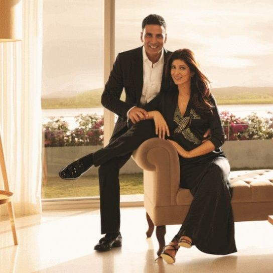 Check Out Akshay Kumar And Twinkle Khanna's Picture Perfect Moment!
