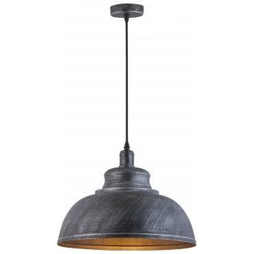 Clark taklampe Nova Life Antikk Sølv | Lampehuset