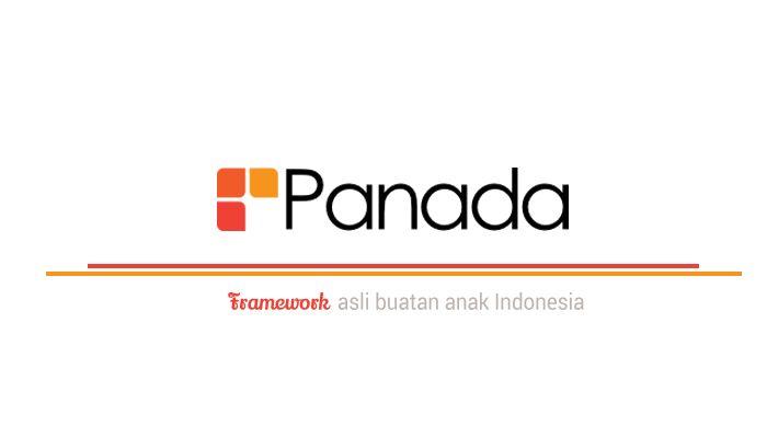 Panada Framework, framework asli Indonesia