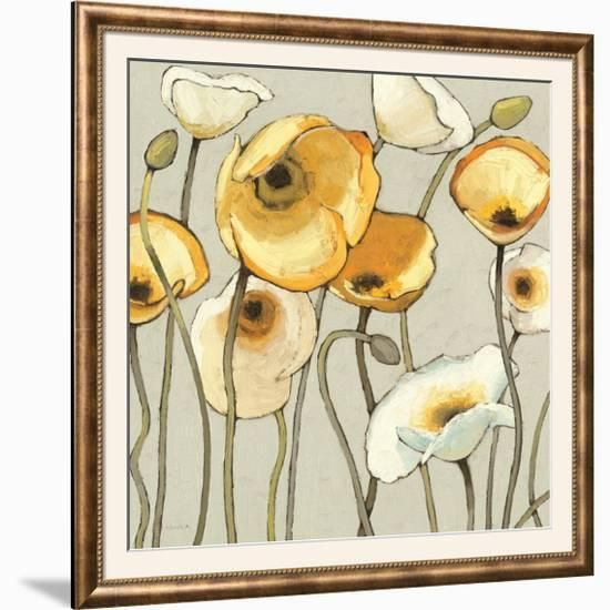 Jaune Gris Ii Framed Photographic Print Nature Art Prints Floral Wall Art Canvases Canvas Wall Art Set