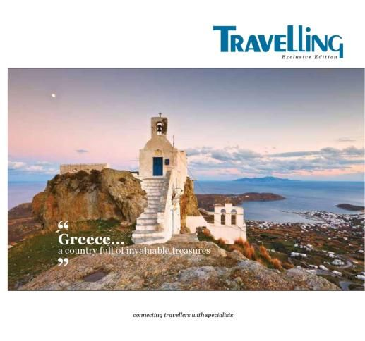 Travelling Exclusive Edition Spring - Summer 2017