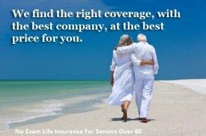 No Exam Life Insurance For Seniors Over 88