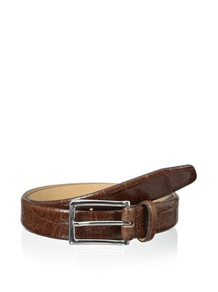 40% OFF The British Belt Company Men's Egleton Belt (Dark Tan)