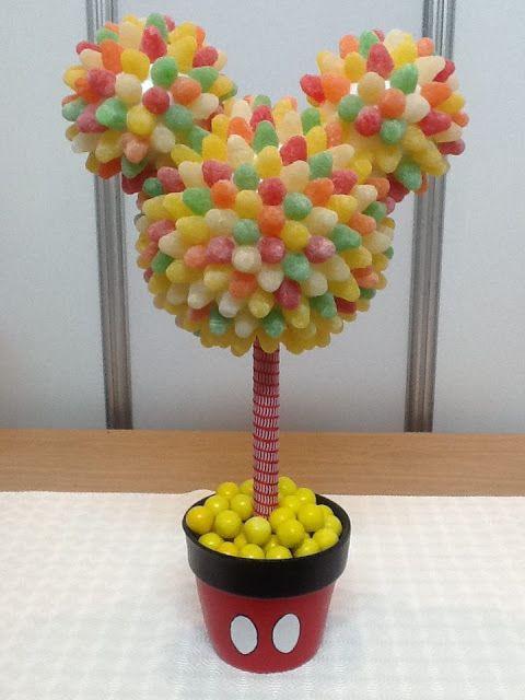 Ideas para tus Fiestas Infantiles: La crema y Nata...