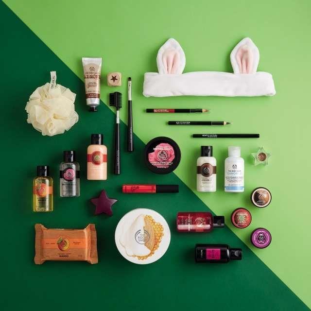 Ures Advent Calendar Body Shop