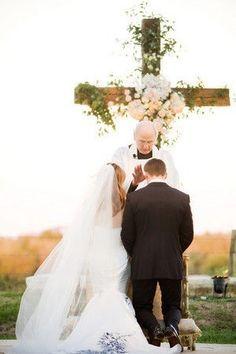 5 Christian wedding ideas at ceremony   Rustic Folk Weddings