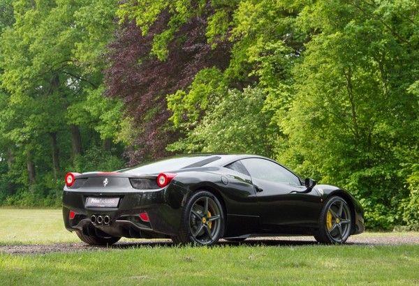 Ferrari 458 Type:Italia Bouwjaar:2010