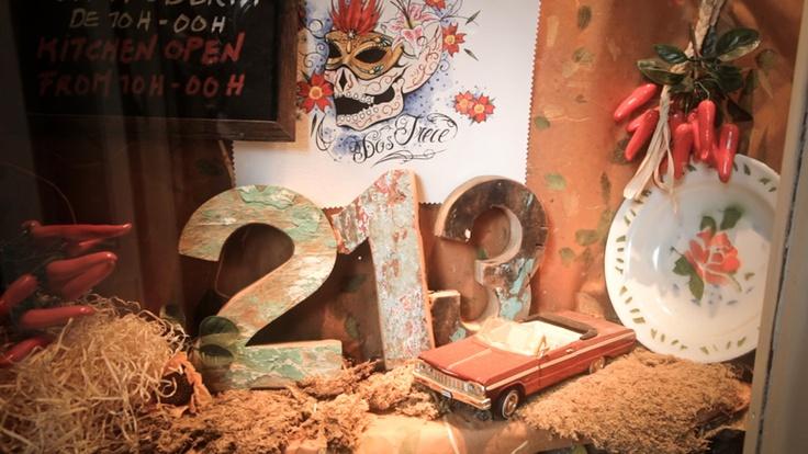 Dostrece Restaurant- Fantastic video here : http://cityblink.com/#!/bars-cafes/215/dos-trece/