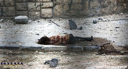 رصاص الأسد يخطف براءة 3 آلاف طفل في سوريا | شبكة ايجي يانا الاخباريه