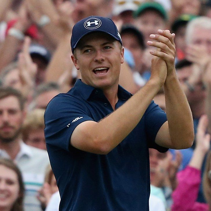 Pin for Later: Masters Champion Jordan Spieth Credits His Autistic Sister For His Success