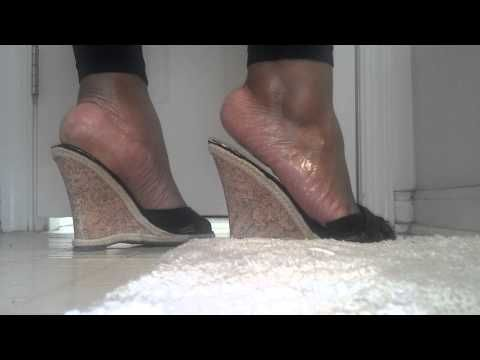 Thick soles@ - YouTube | Wedges, Feet