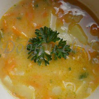 Dobrou chuť: Mrkvová polévka