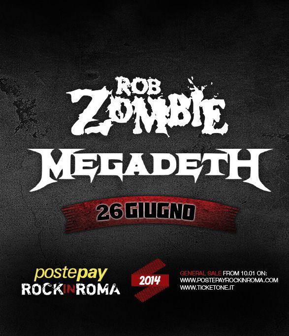26 giugno 2014 - Postepay Rock in Roma