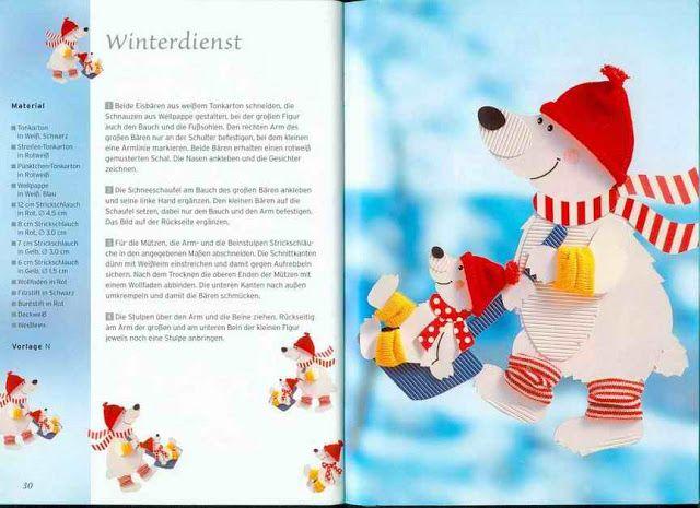 Christophorus - Fensterbilder rund ums Jahr - Comatus Coprinus - Picasa Webalbumok
