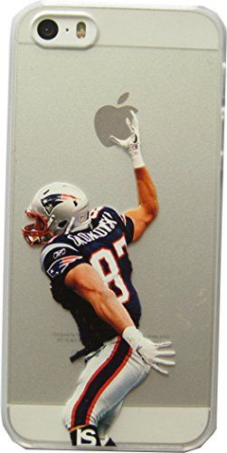 Rob Gronkowski transparent iphone 5s 5 case number 87 New England Patriots (iphone 5s 5) Price: $15.97 http://astore.amazon.com/nflcells-20/detail/B014RJF6LC