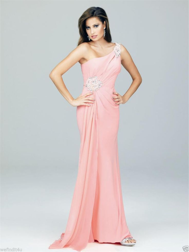 12 best Pretty in Pink images on Pinterest | Formal dresses, Formal ...
