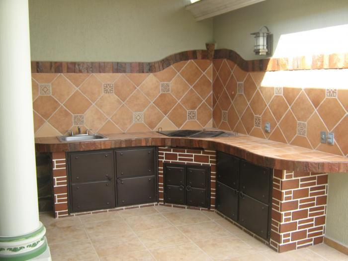 25 best ideas about asadores de ladrillos on pinterest for Barbacoa patio interior