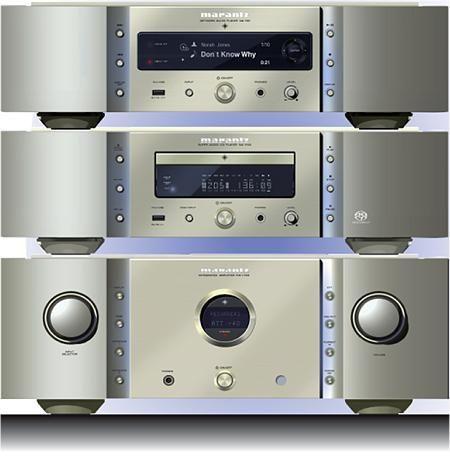 High end audio audiophile Marantz