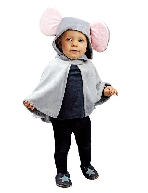 Maus-Kostüm zum Nachmachen.