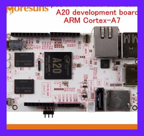 Fast Free Ship for pcDuino3 Nano dual-core A20 development board ARM Cortex-A7 Far Above Raspberry Pi 2/cubieboard