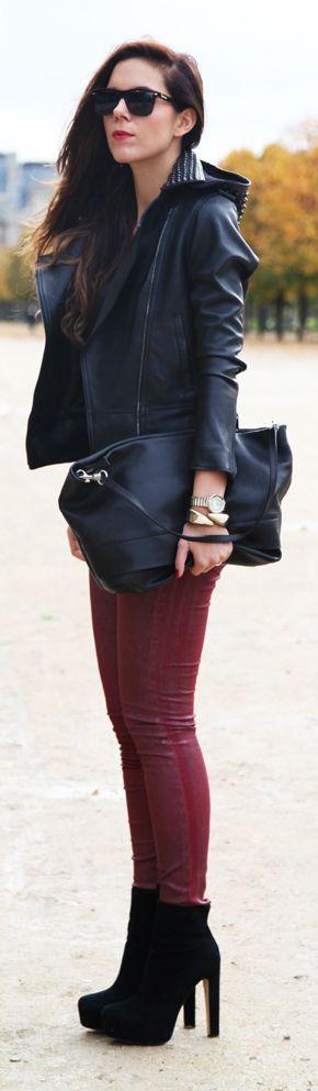 leather | --> ONLY Repinned by Alireza Rezvani