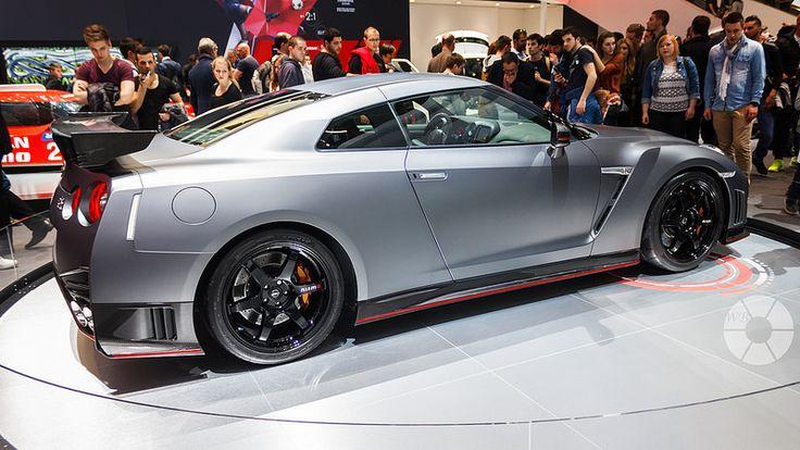 Nissan GTR Nismo 2015_Geneva