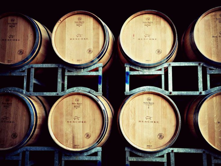 There is so much beauty in wine barrels! #Reschke #Coonawarra #Cabernet #wine