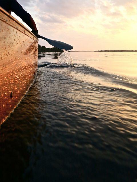 elorablue:  Let it flow by deanspic on Flickr.