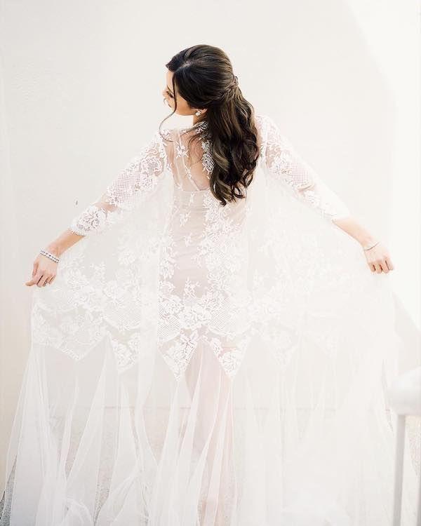 Kryz Slater First Look Wedding Photos Video 09 Gowns Wedding