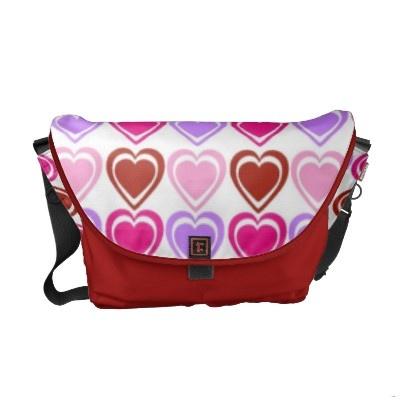 Messenger bag: Valentine
