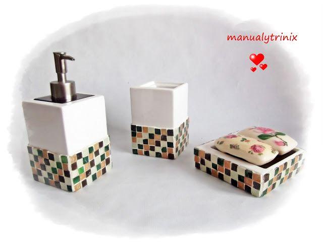 68 best reciclaje manualytrinix images on pinterest - Decoracion con reciclaje ...