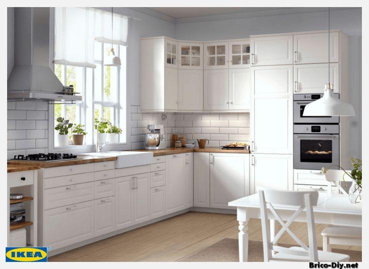 Diseño elegante de cocina con muebles de mdf pintado Web del