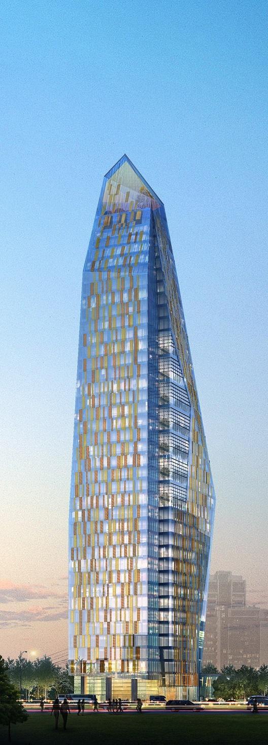 Rönesans Tower, Istanbul #architecture #arquitectura