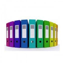 Κλασέρ Πλαστικό 8/32 σε διάφορα χρώματα