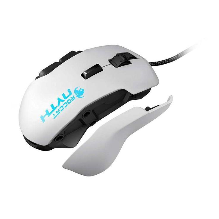 Roccat Nyth: un concentrato di potenza nelle tue mani. Leggi la recensione: http://mousedagaming.com/mouse-da-gaming-roccat/roccat-nyth