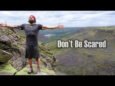 DON'T BE SCARED! - New Heights! - Food Fears - Diet Advice - HAIR & BEARD CUT STYLE - #LexFitnessVideo https://youtu.be/FnN0MQWLlvg