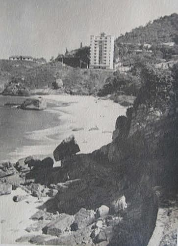 Praia do Vidigal - 1937 - Rio de Janeiro - Brasil
